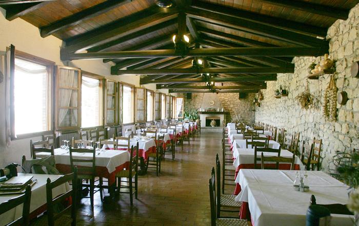 Benvenuti al Ristorante La Rocca
